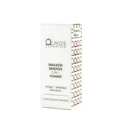 Olmos emulsion hombre sensitive 3 en 1 50 ml