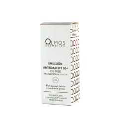 Olmos emulsión antiedad spf 50 oil-free 50 ml