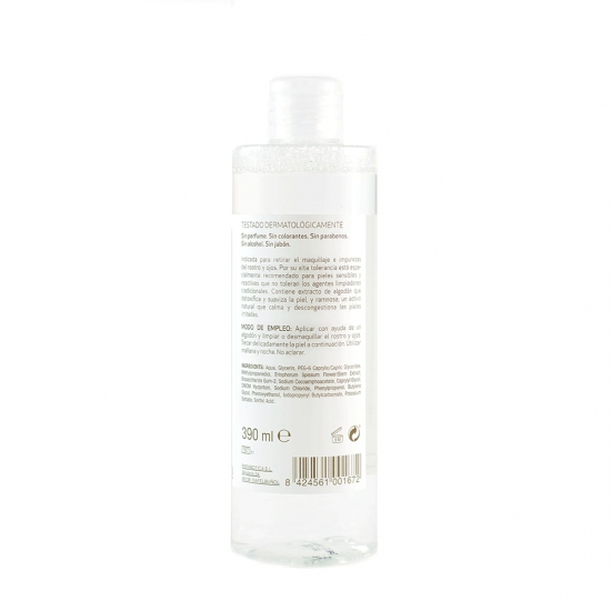 Olmos agua micelar 390ml-Farmacia Olmos
