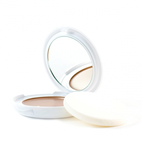Avene compacto oil-free spf 50 dorado 10g-Farmacia Olmos