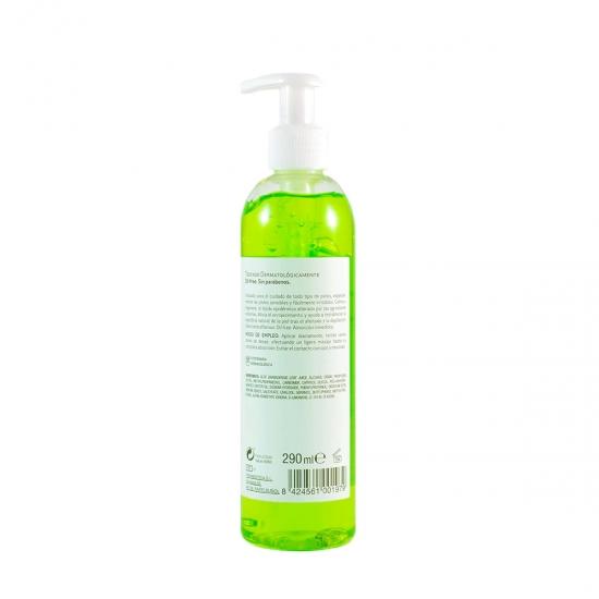 Olmos gel hidratante aloe vera 290ml-Farmacia Olmos