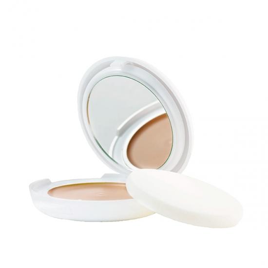 Avene couvrance crema compacta spf 30 oil free  02 natural-Farmacia Olmos