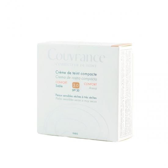 Avene Couvrance crema compacta spf 30 tono 03 arena