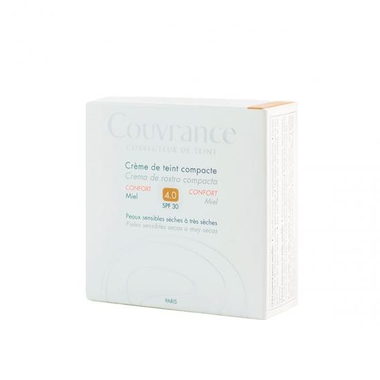 Avene Couvrance crema compacta spf 30 tono 04 miel