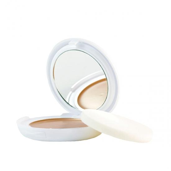 Avene compacto oil-free spf 50 sable/arena 10g-Farmacia Olmos