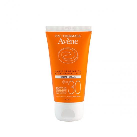 Avene proteccion spf 30 crema 50 ml-Farmacia Olmos