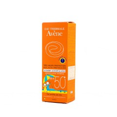 Avene Protección spf 50 niños leche 100 ml