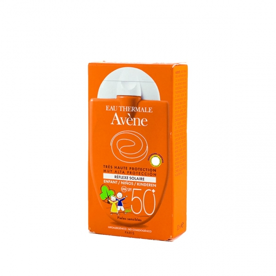Avene Protección muy alta niños spf 50 niños reflexe solare 30 ml -Farmacia Olmos