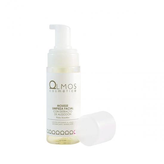 Olmos mousse limpieza facial 150ml-Farmacia Olmos
