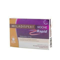 Meladispert noche rapid 1.90 mg 20 comprimidos