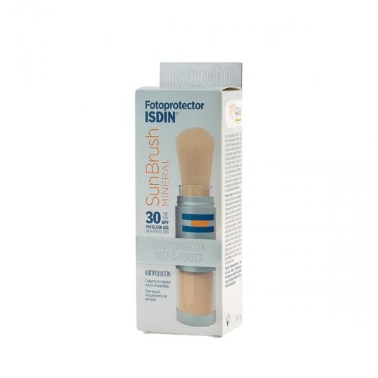 Isdin fotoprotector sun brush mineral spf 30 brocha 4 g-Farmacia Olmos