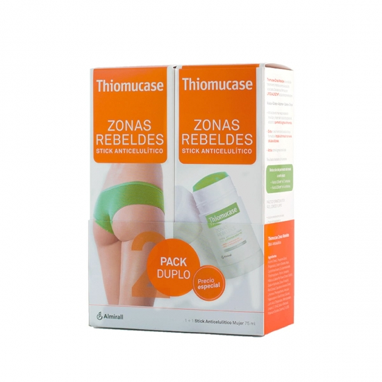 Thiomucase anticelulitico zonas rebeldes stick 75 ml duplo-Farmacia Olmos