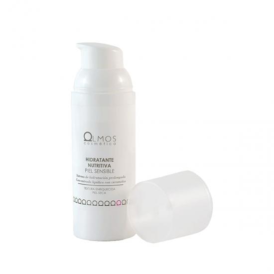 Olmos hidratante nutritiva piel sensible 50 ml