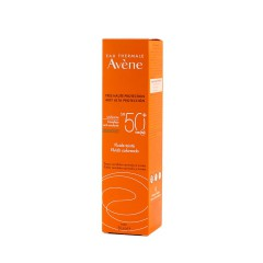 Avene proteccion spf 50+ fluido coloreada 50 ml