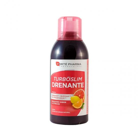 Forte pharma turboslim drenante sabor citricos 500 ml
