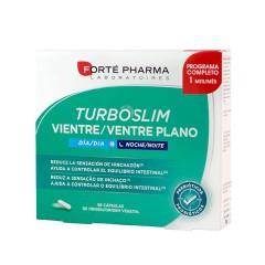 Forté Pharma turboslim vientre plano 56 cápsulas