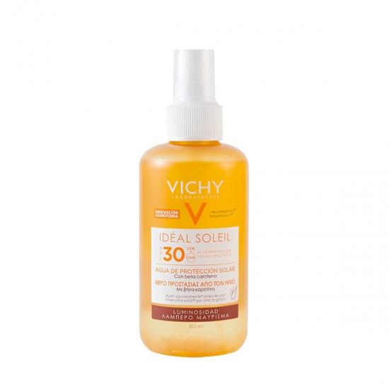Vichy ideal soleil spf30 agua de proteccion bronceadora 200 ml