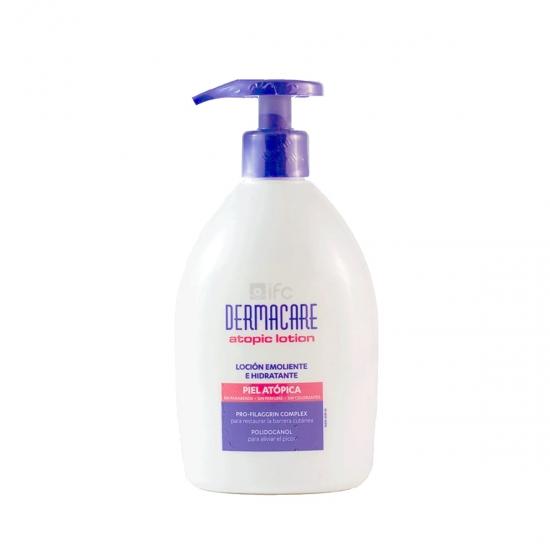 Dermacare atopic locion emoliente e hidratante  500 ml