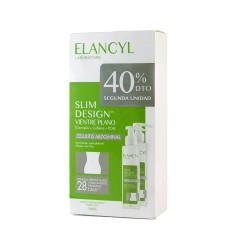 Elancyl Slim Desing vientre plano crema 150 ml duplo