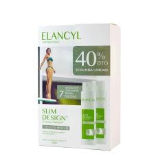 Elancyl Slim Desing celulitis rebelde crema 200 ml duplo