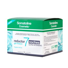 Somatoline reductor 7 noches gel 400 ml-Farmacia Olmos
