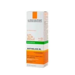 La roche posay anthelios xl antibrillo spf 50+ rostro gel-crema sin perfume 50 ml