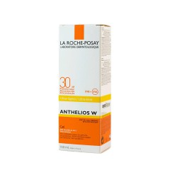 La Roche Posay Anthelios W spf 30 gel ultra ligero 100 ml + regalo after-sun 100 ml
