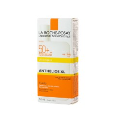 La Roche Posay Anthelios XL 50 rostro fluído ultra-ligero 50 ml