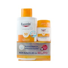 Eucerin sun protection 50+ locion infantil 400 ml