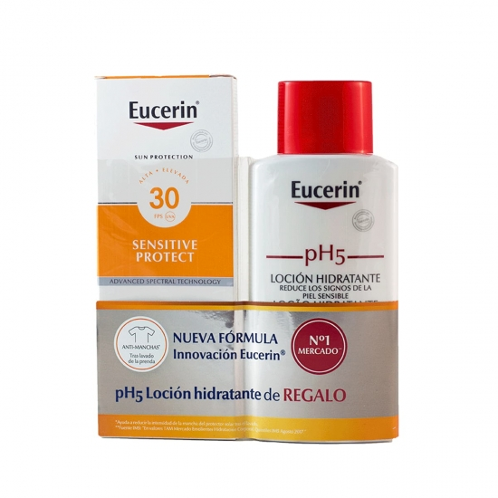 Eucerin sun protection 30 locion extra light 150 ml