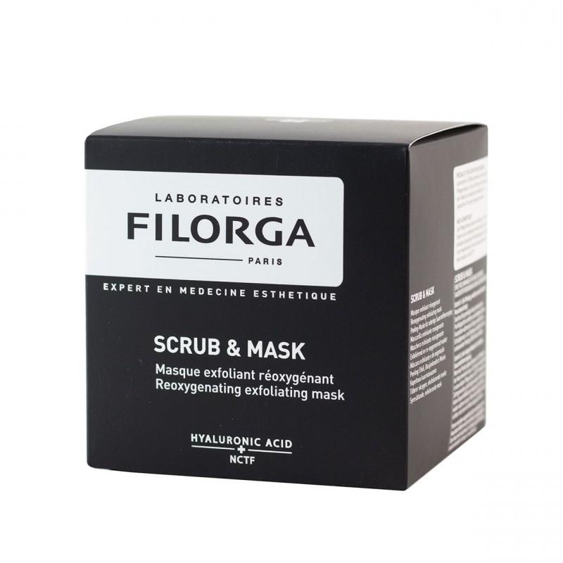 Filorga scrub and mask-Farmacia Olmos