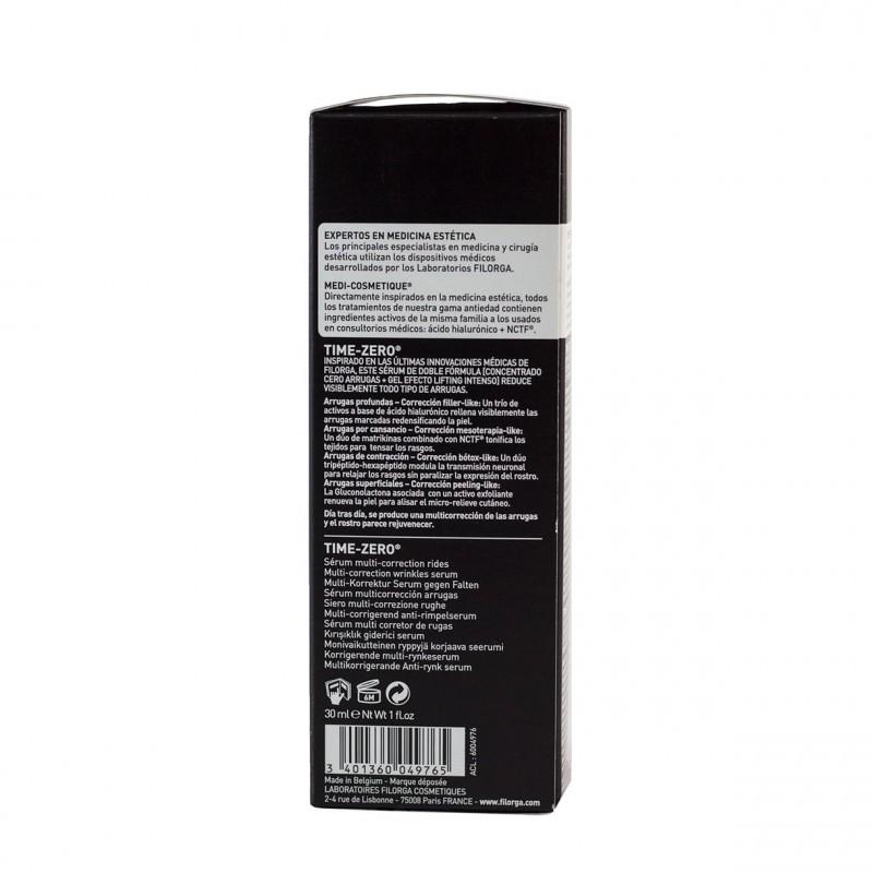 Filorga Time-Zero serum multicorrection 50 ml-Farmacia Olmos