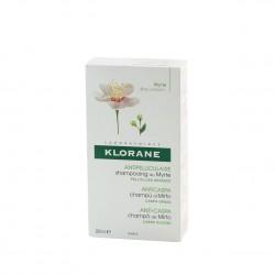 Klorane champu anticaspa exto de mirto  200 ml