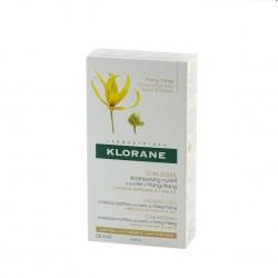 Klorane champu a la cera de ylang ylang nutritivo y reparador 200 ml