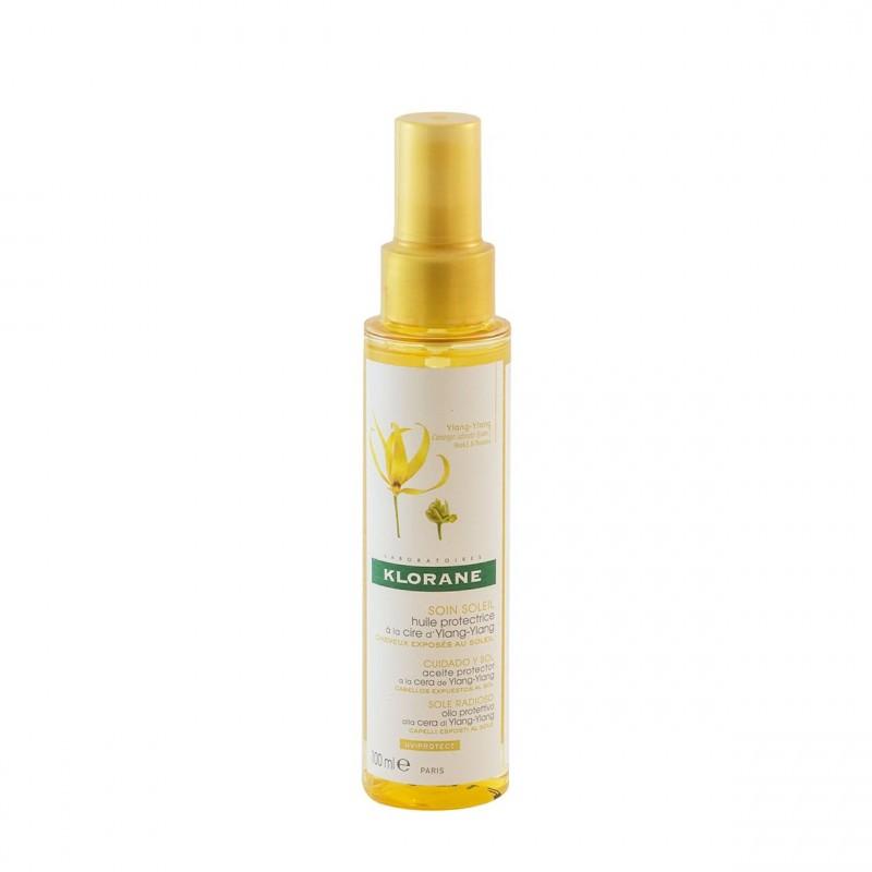 Klorane aceite protector cera de ylang ylang  100 ml-Farmacia Olmos