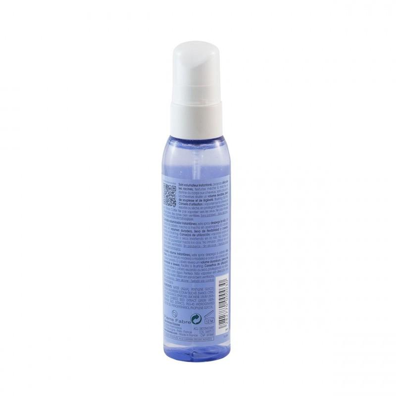 Klorane spray volumen sin aclarado fibras lino 125ml-Farmacia Olmos