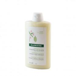 Klorane champu cabellos finos a la leche de almendras  400 ml