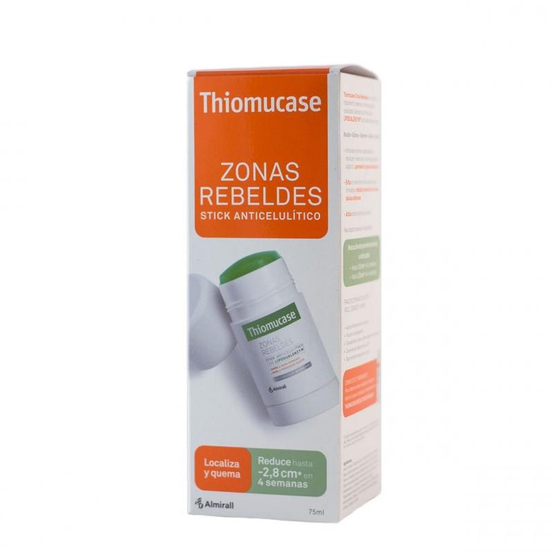 Thiomucase anticelulitico zonas rebeldes stick 75ml-Farmacia Olmos