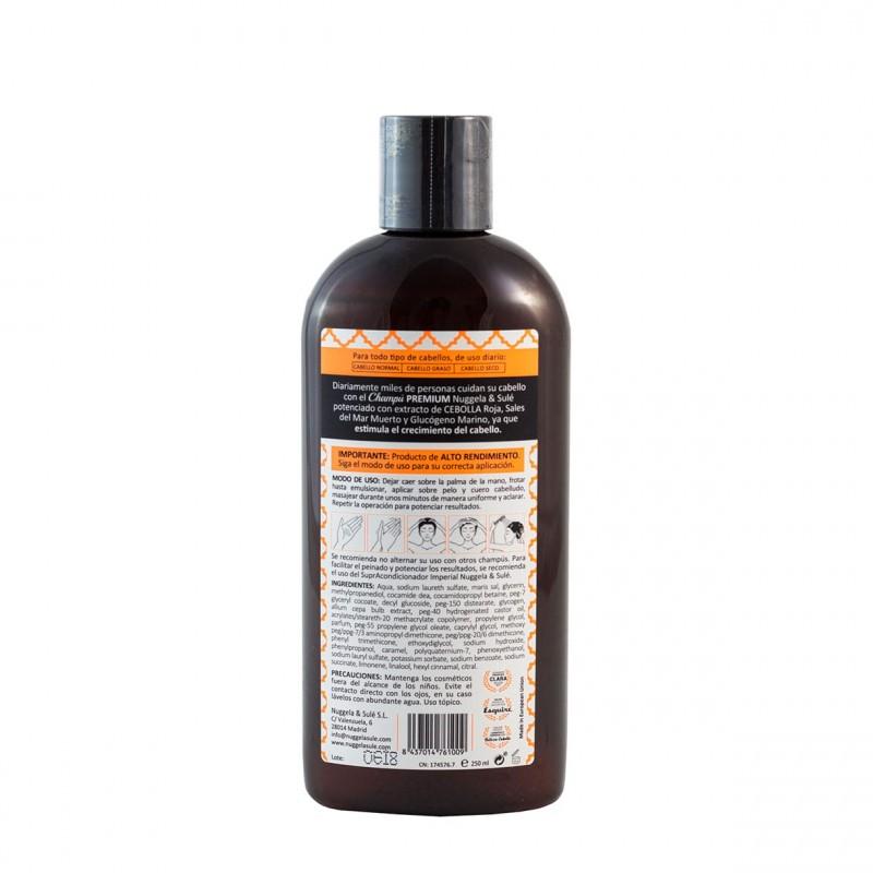 Nuggela & sule tratamiento champu premium cebolla  250 ml - Farmacia Olmos
