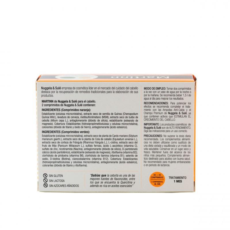 Nuggela & sule martinn 30+30 comprimidos
