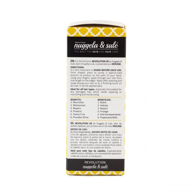 Nuggela & sule revolution oil  50 ml