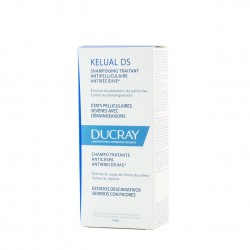 Ducray Kelual DS champú anticaspa 100 ml