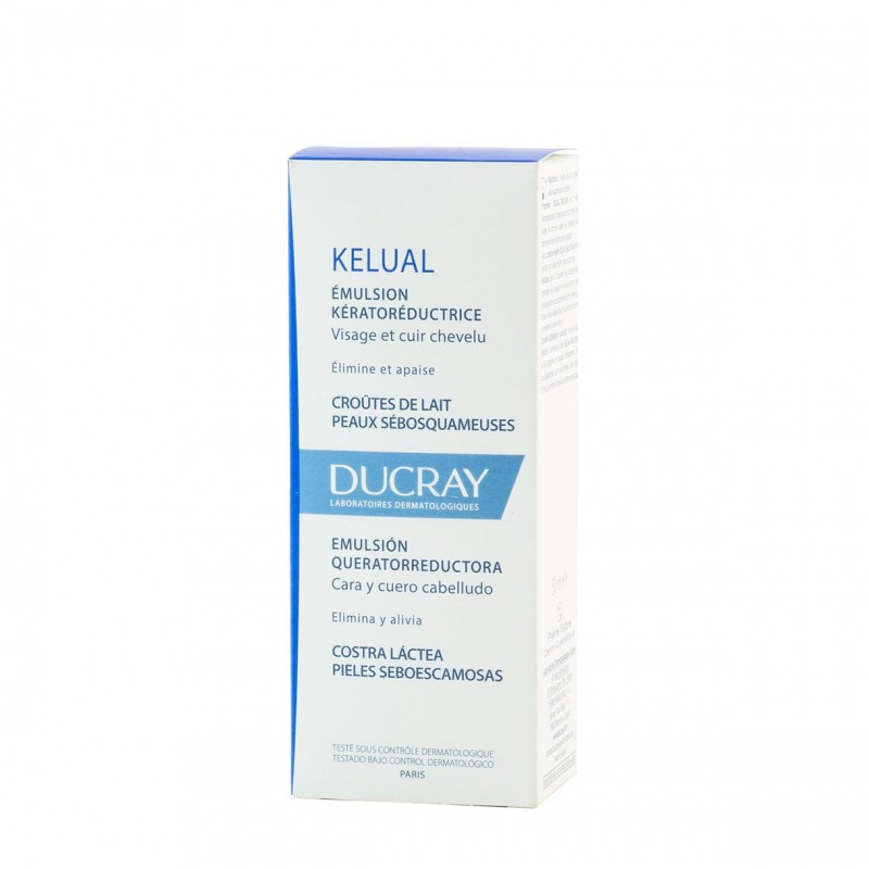 Kelual emulsion queratoreductora 50ml-Farmacia Olmos