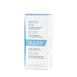 Ducray kertyol pso champu queratorreductor 125 ml