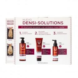 Vichy Dercos Ritual Densi Solutions Pack Champu + Acondicionador + Locion 250 Ml + 150 Ml + 100