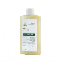 Klorane champu brillo a la cera de magnolia  400 ml