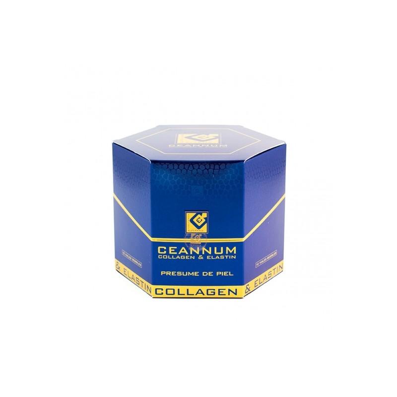 Ceannum colageno+elastina+vit c 10 amp bebibles-Farmacia Olmos