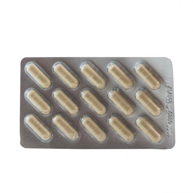 Vital plus complemento alimenticio cabello, piel, uñas. 30 caps - Farmacia Olmos