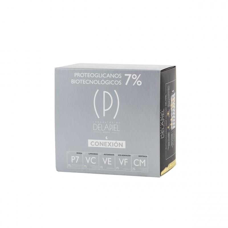 Delapiel conexion proteoglicano intenso 15 amp - Farmacia Olmos