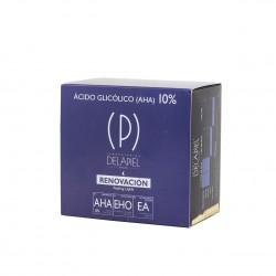 Delapiel renovacion glicolico 15 ampollas - Farmacia Olmos